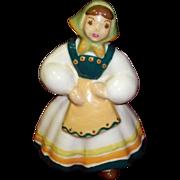 """Ceramic Arts Studio Figurine """"Pepita"""""""