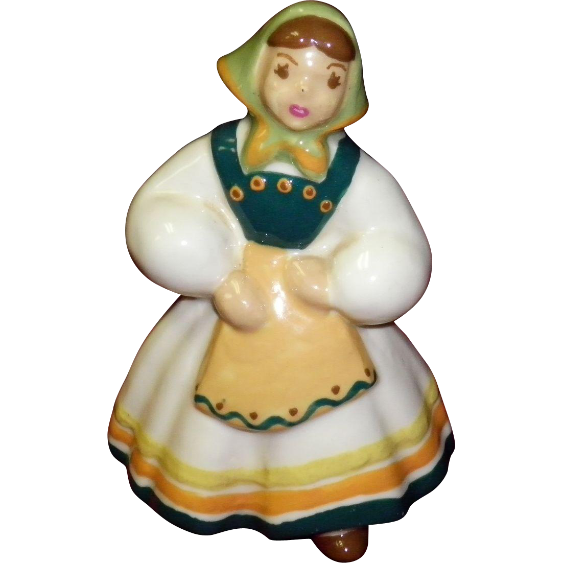 "Ceramic Arts Studio Figurine ""Pepita"""