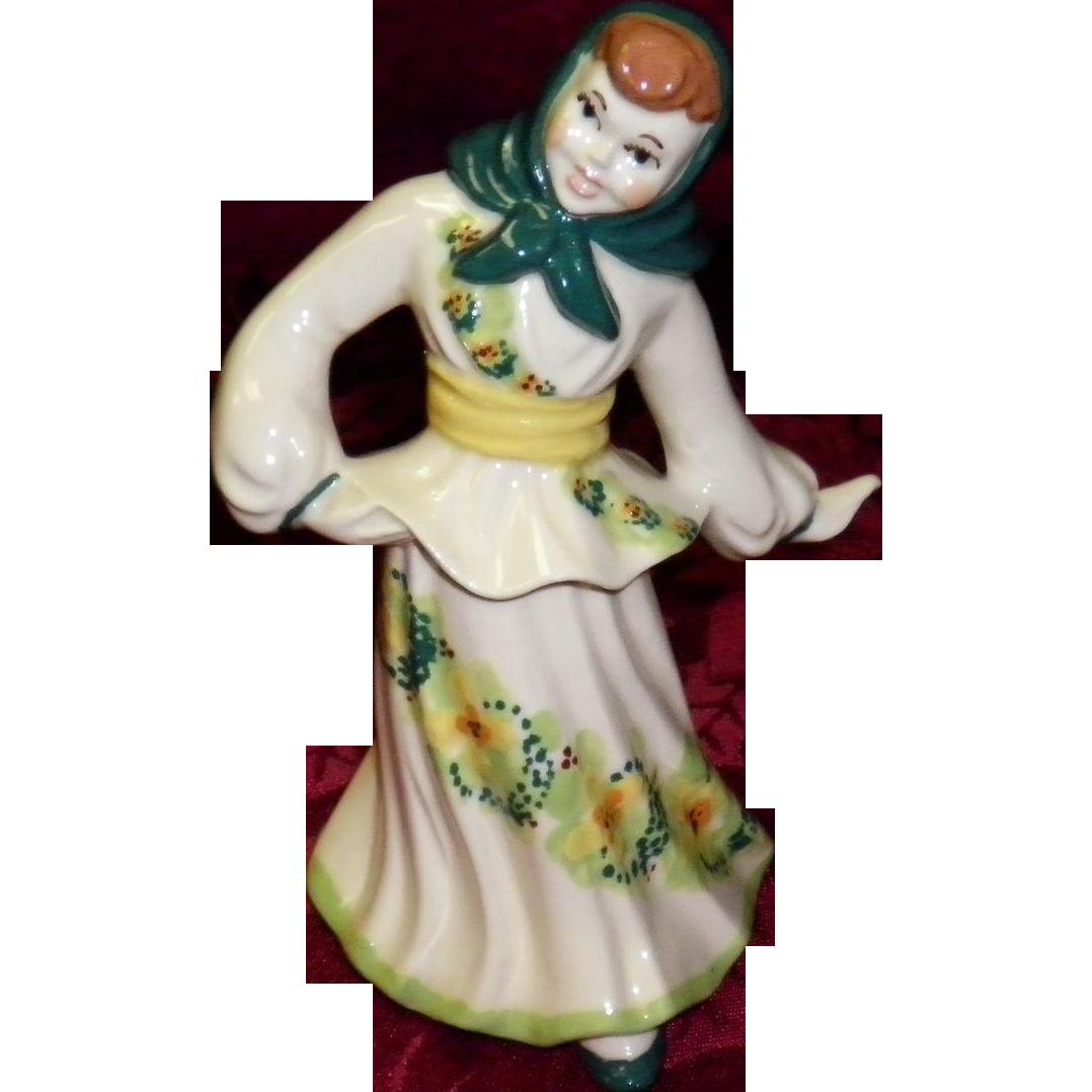 """Ceramic Arts Studio """"Polish Girl"""""""