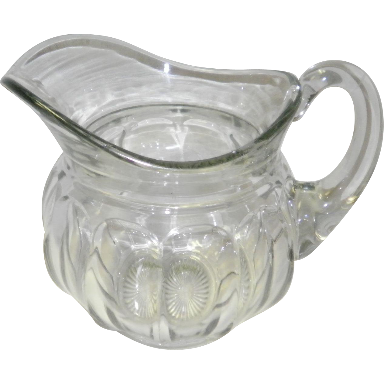 Heisey Colonial Panel Pitcher
