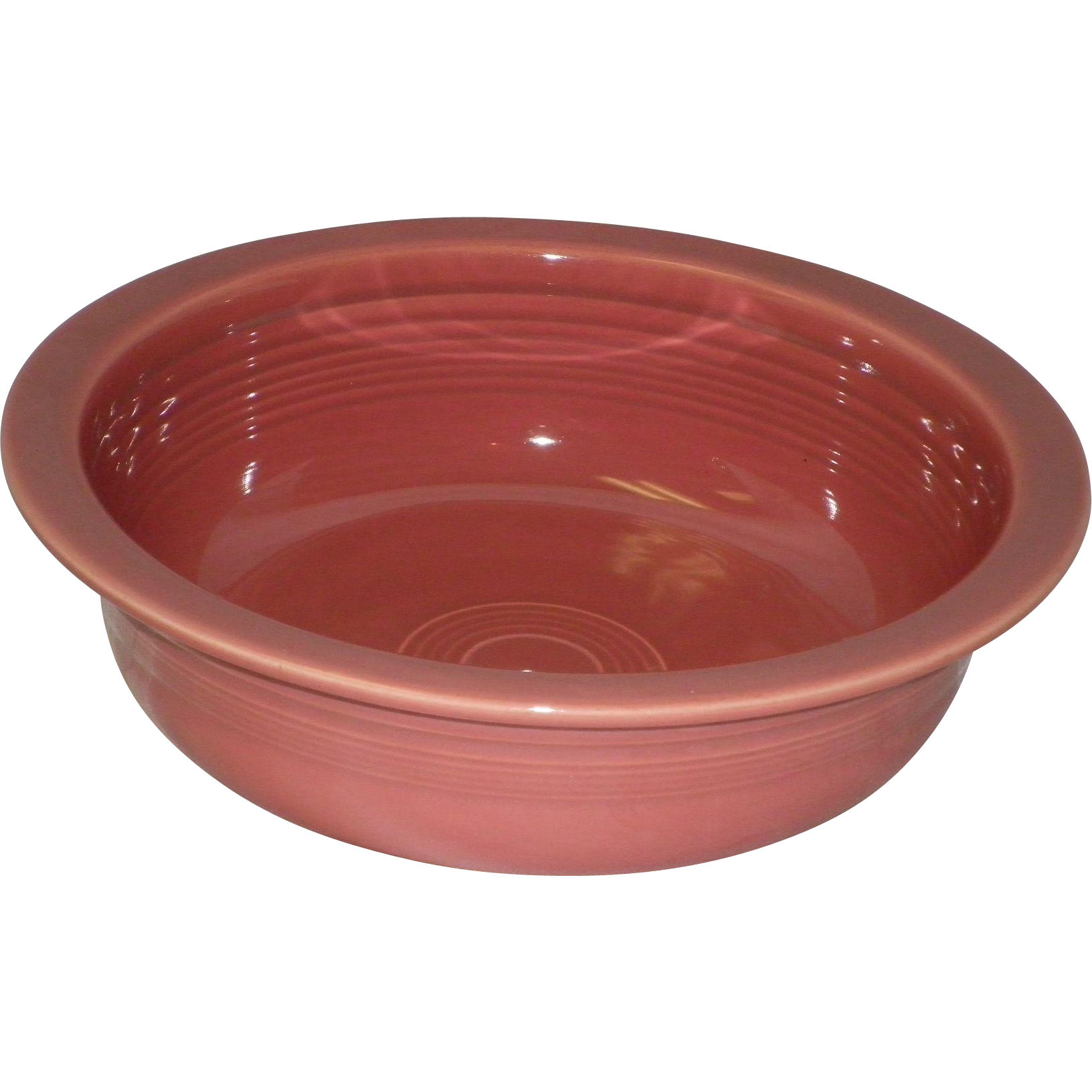 "Fiesta 8 1/2"" Rose Bowl"
