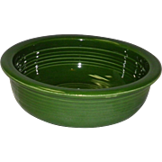 1950's Forest Green Fruit Bowl