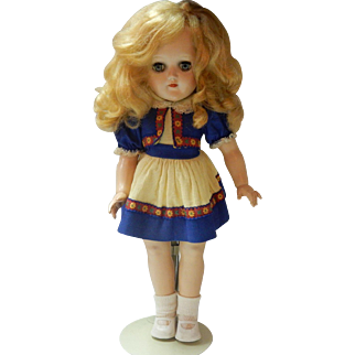 Vintage Ideal TONI Doll P-91 1950's