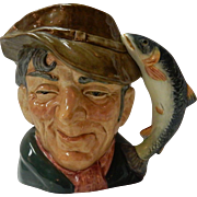 Royal Doulton The Poacher Toby Jug #6429