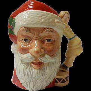 Royal Doulton Santa Claus Toby Jug #6668