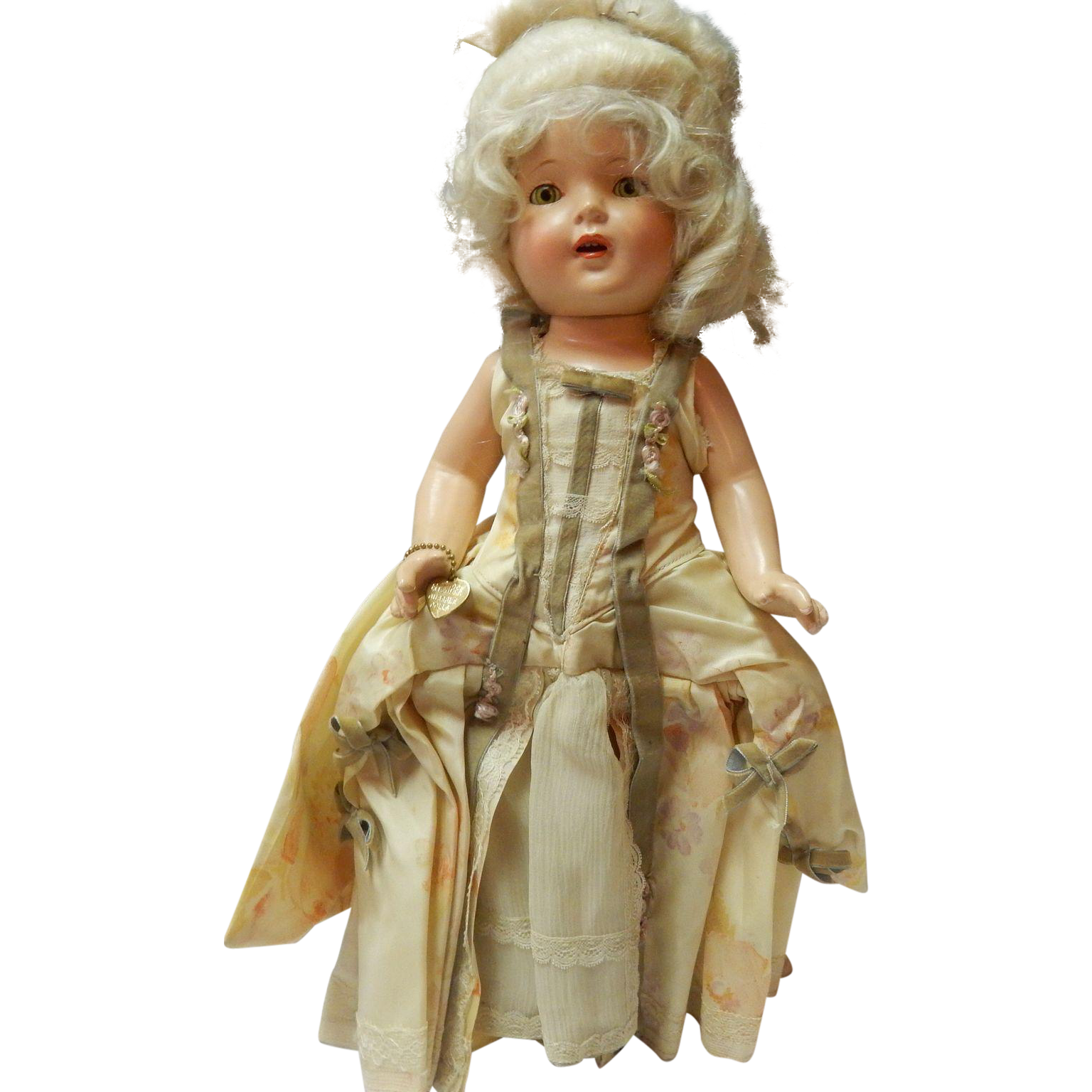 "Effanbee 1939 Historical Series ""Patsy Joan"" Composition Doll"