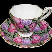 Royal Standard Chintz Cup & Saucer