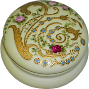 T&V Limoges Dresser / Trinket Box