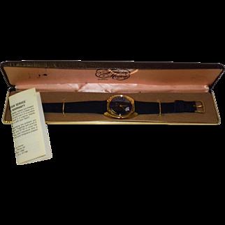 Vintage Amoco Advertising Watch In The Original Box.