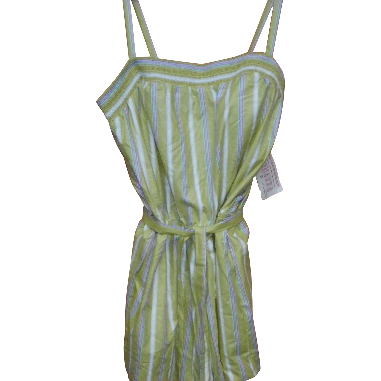 Vintage Bathing Suit / Swimsuit by Roxanne size 18/40 C With Tags