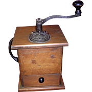 Coffee Grinder With Side Handle