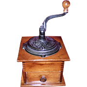 Primitive Coffee Grinder