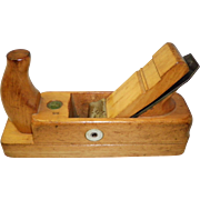 Ulmia OTT Wood Smoothing Plane, 48mm, Germany