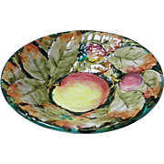 Italian Pottery Serving Bowl