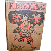Pinocchio A Tale Of A Puppet by C. Collodi