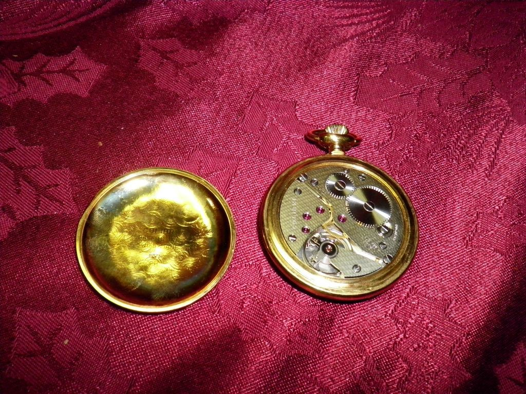 colibri swiss 17 jewels pocket from cameo antiques