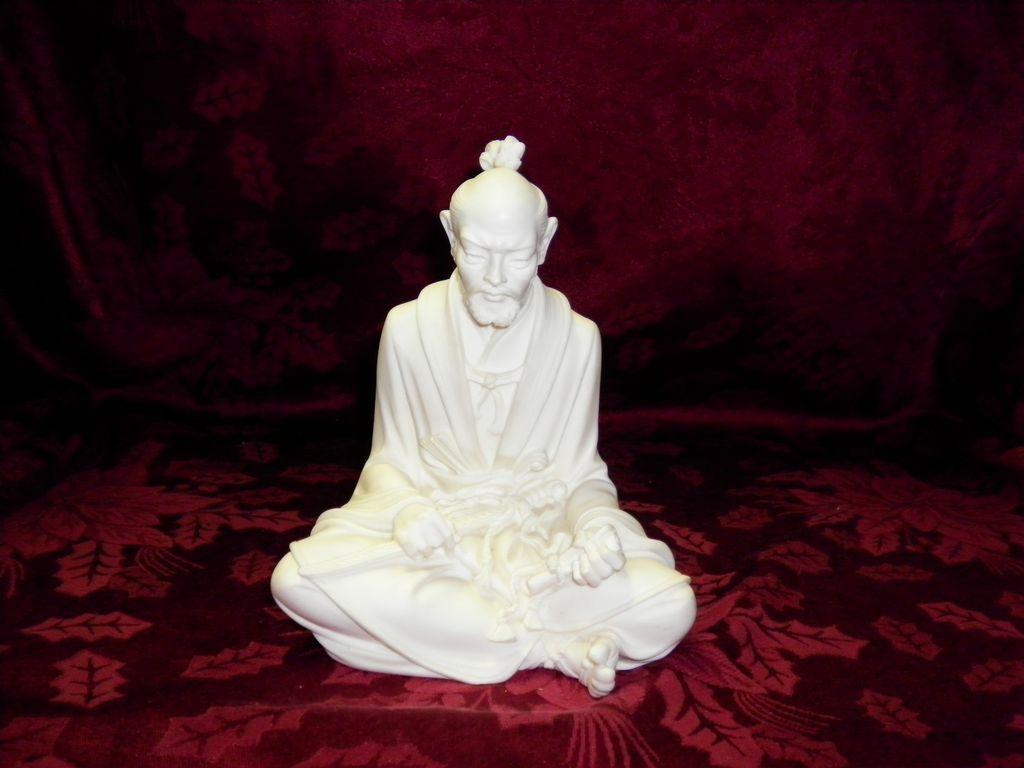 Alabaster Figurine / Sculpture Signed A. Giannelli