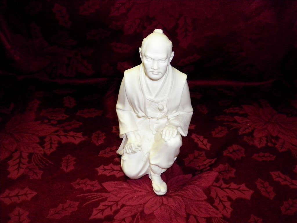 Alabaster Figurine / Sculpture Signed A. Giannelli