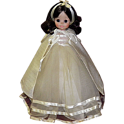 Vintage Madame Alexander Snow White Doll
