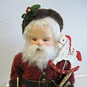 R John Wright Thomas Nast's Santa Claus