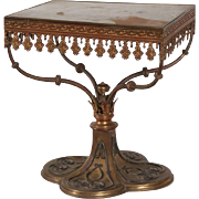 Victorian bronze Aesthetic style plateau