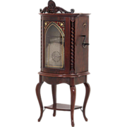 Regina automatic changer upright music box