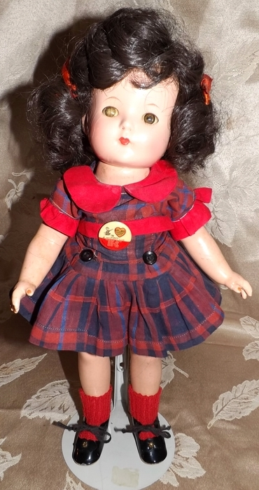 Early Effanbee Composition Patricia Doll