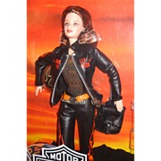Harley Davidson Collectors Edition Barbie Doll