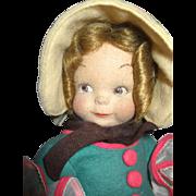 Wonderful Lenci Doll