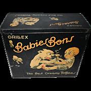 Great Bonzo Dog Toffee Tin