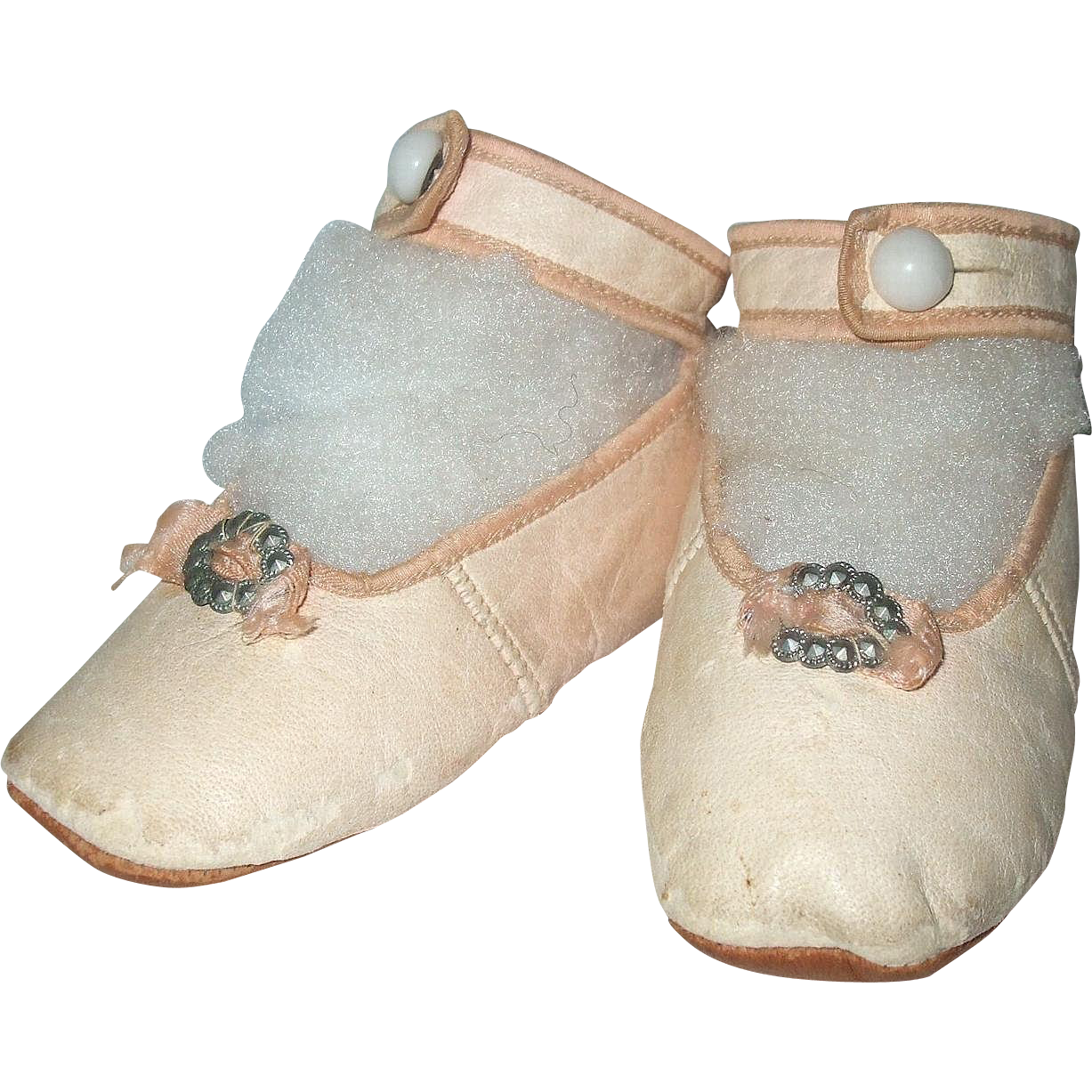 Adorable Baby Doll Shoes Single Strap Spiritinthesky