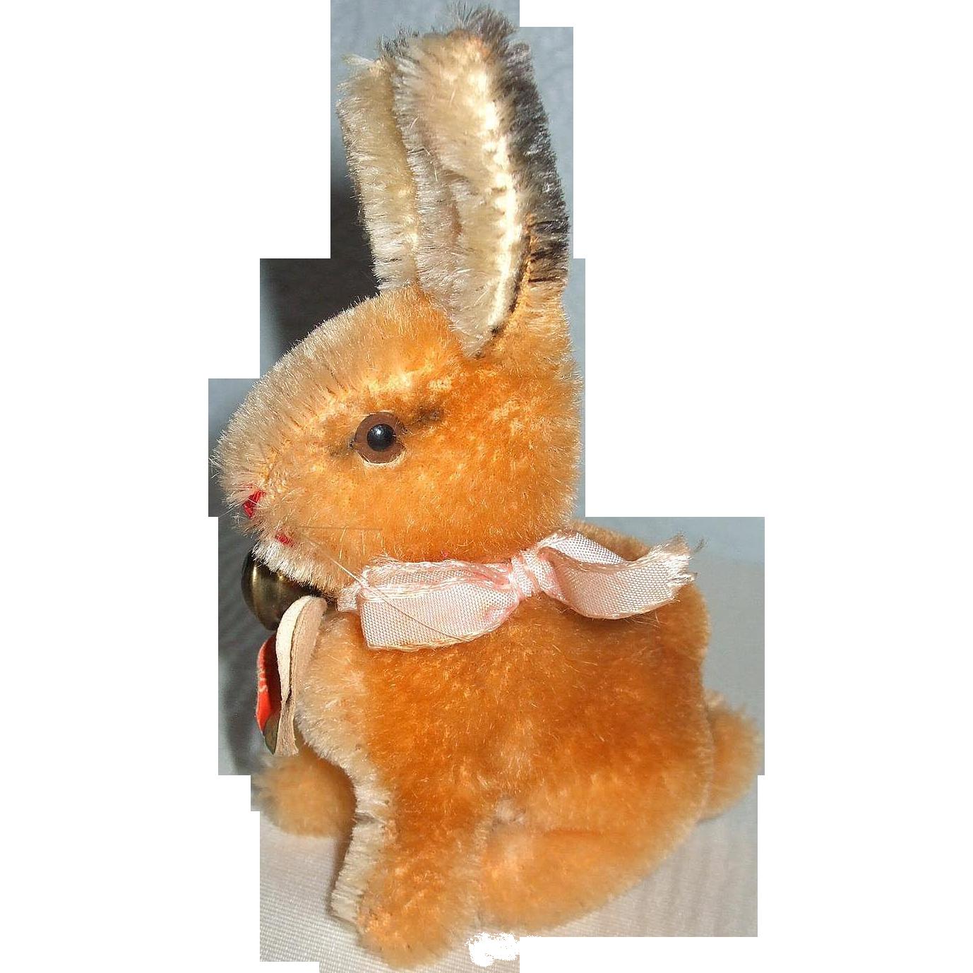 Steiff Sonny Mohair Bunny Rabbit Small