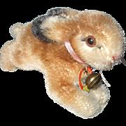Steiff Hoppy Mohair Bunny Rabbit Running Small