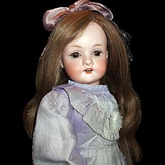 Sweet C.M. Bergmann Waltershausen 1916 Doll