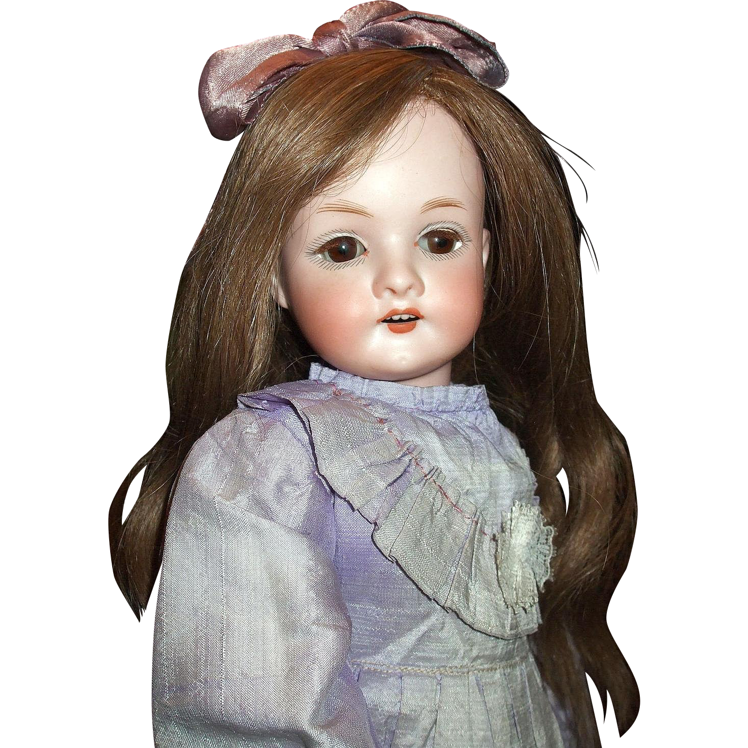 Sweet C.M. Bergmann Waltershausen 1916 Doll