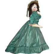 Gorgeous Jumeau French Fashion Doll