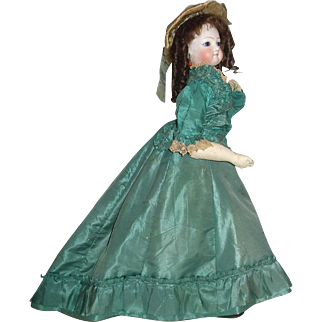 Gorgeous Jumeau French Fashion Doll