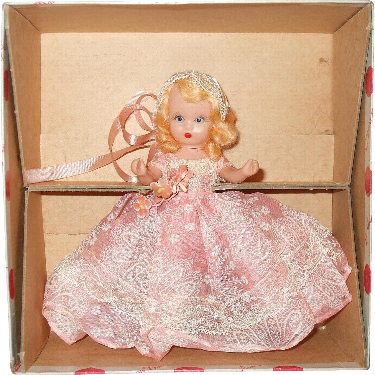 Nancy Ann Storybook Fairytale Series Doll