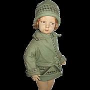 Cute Lenci Series 109 Doll