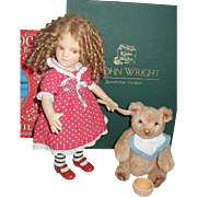 """ARTIST PROOF"" Goldilocks And Baby Bear By R John Wright 4 of 5"