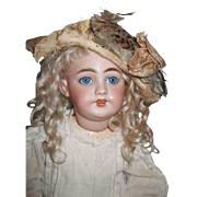 Gorgeous Simon Halbig 1009 DEP Child Doll