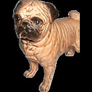 Awesome Pug Dog Figurine