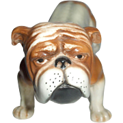 Goebel Bulldog Dog Figurine