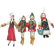 House Of Hatten Christmas Ornaments
