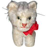 Sweet Little Steiff Kitty Cat