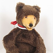 Can't Bear To Be Without This Steiff Teddy Baby Handpuppet