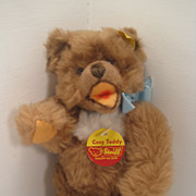 Teeny Tiny Steiff Cosy Teddy Bear With All IDs