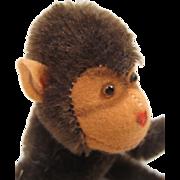 Steiff's Smaller Jocko Chimp With ID
