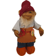 Steiff's Smallest Gucki Gnome With All IDs