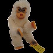 Steiff's Smallest White Jocko Monkey With IDs